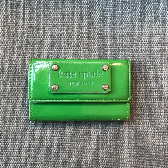 Kate spade accessories price drop business card holder green price drop kate spade business card holder green reheart Gallery